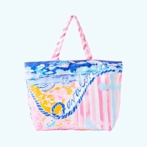 Lilly Pulitzer Destination Avalon Terry Tote